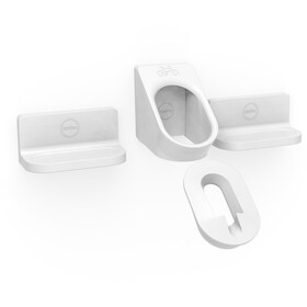 Cycloc Super Hero Support pour vélo, white